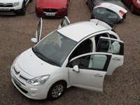 USED 2014 14 CITROEN C3 1.4 HDI VTR PLUS 5d 67 BHP AIR CON, BLUETOOTH, ALLOY WHEELS, ZERO ROAD TAX, FULL SERVICE HISTORY, MOT TILL MAY 2020 WITH NO ADVISORIES, HPI CLEAR, 2 KEYS