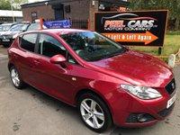 2010 SEAT IBIZA 1.4 SPORT 5d 85 BHP £3495.00