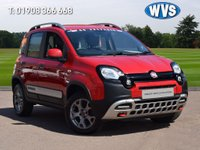 2015 FIAT PANDA 1.2 MULTIJET CROSS 5d 80 BHP £8999.00