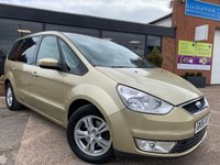 2006 FORD GALAXY 2.0 ZETEC 5d 145 BHP £2795.00