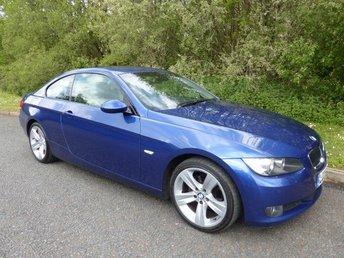 2009 BMW 3 SERIES 2.0 320I SE 2d 168 BHP £5250.00