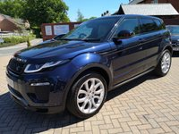 USED 2017 67 LAND ROVER RANGE ROVER EVOQUE 2.0 TD4 HSE DYNAMIC 5d 177 BHP One Owner , F