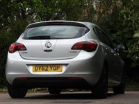 USED 2012 62 VAUXHALL ASTRA 1.7 SRI CDTI 5d 123 BHP MATURE OWNER 5 YEARS FSH A/C