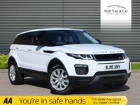 USED 2016 16 LAND ROVER RANGE ROVER EVOQUE 2.0 TD4 SE TECH 5d 177 BHP LOW MILES,SAT NAV,LEATHER,DAB