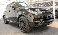 USED 2013 63 LAND ROVER RANGE ROVER SPORT 3.0 SDV6 HSE DYNAMIC 5d AUTO 288 BHP *PAN ROOF+BLACK STEALTH PACK*