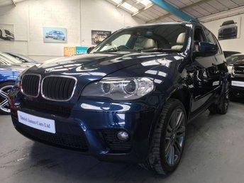 2010 BMW X5 3.0 XDRIVE30D M SPORT 5d AUTO 241 BHP £13990.00