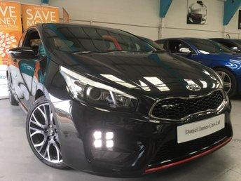2014 KIA CEED 1.6 PRO CEED GT 3d 201 BHP £9990.00