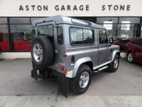 USED 2012 12 LAND ROVER DEFENDER 90 2.2 TD XS STATION WAGON *F/S/H *4 SEATS* **F/S/H * 4 SEATS * A/CON * HEATED SEATS**