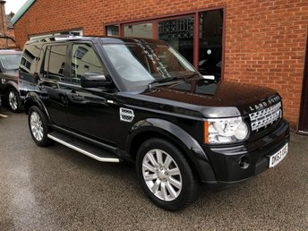 2013 LAND ROVER DISCOVERY 3.0 4 SDV6 XS AUTO 255 BHP £19750.00