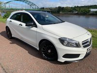 2014 MERCEDES-BENZ A CLASS 1.8 A200 CDI BLUEEFFICIENCY AMG SPORT 5d 136 BHP £14990.00