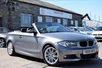 2009 BMW 1 SERIES 2.0 120D M SPORT 2d 175 BHP £6975.00