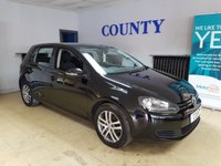 USED 2010 10 VOLKSWAGEN GOLF 1.6 BLUEMOTION SE TDI 5d 103 BHP * TWO OWNERS * FULL HISTORY *