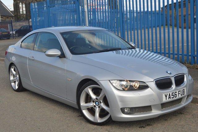 2007 56 BMW 3 SERIES 3.0 335D SE 2d AUTO 282 BHP