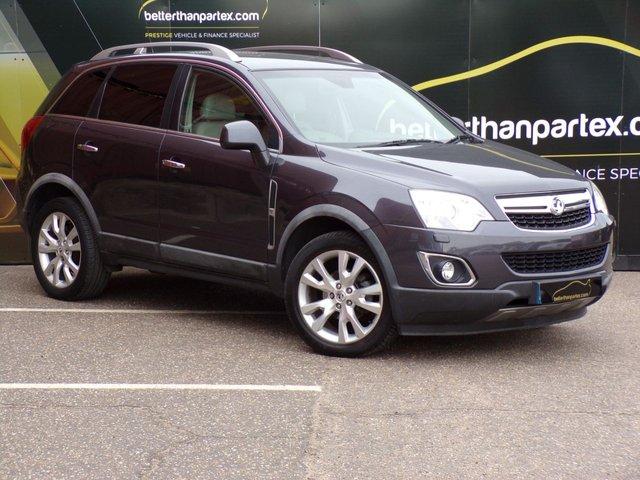 2012 12 VAUXHALL ANTARA 2.2 SE NAV CDTI 4WD 5d AUTO 161 BHP