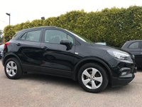 USED 2017 17 VAUXHALL MOKKA X 1.6 CDTI ACTIVE ECOFLEX S/S 5d WITH REVERSING CAMERA AND WARRANTY  NO DEPOSIT  PCP/HP FINANCE ARRANGED, APPLY HERE NOW
