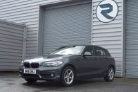 USED 2016 16 BMW 1 SERIES 116D SE NAV STEP AUTO 5DR