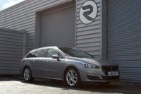 USED 2016 65 PEUGEOT 508 2.0 BLUE HDI S/S SW ALLURE 5d 150 BHP