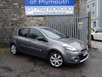 USED 2010 10 RENAULT CLIO 1.5 20TH DCI 5d 86 BHP