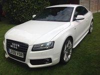 2009 AUDI A5 2.0 TDI S LINE 2d 168 BHP £8495.00