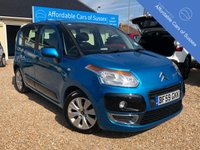 USED 2009 59 CITROEN C3 PICASSO 1.6 PICASSO VTR PLUS HDI 5d 90 BHP Low Mileage Diesel Example