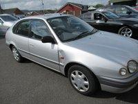 USED 1999 V TOYOTA COROLLA 1.6 GS 5d 105 BHP