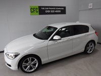 USED 2015 15 BMW 1 SERIES 1.5 116D SPORT 5d 114 BHP