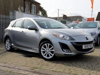 USED 2010 10 MAZDA 3 1.6 TAMURA 5d 105 BHP AS ALWAYS ALL CARS FROM EDINBURGH CAR STORE COME WITH 1 YEARS FULL MOT ,1 FULL RAC INSPECTION SERVICE AND 6 MONTH RAC WARRANTY INCLUDING  12 MONTHS RAC BREAKDOWN RECOVERY FREE OF CHARGE!      PLEASE CALL IF YOU DONT SEE WHAT YOUR LOOKING FOR AND WE WILL CHECK OUR OTHER BRANCHES.  WE HAVE  OVER 100 CARS IN DEALER STOCK