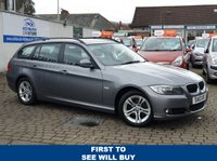 USED 2010 10 BMW 3 SERIES 2.0 318I ES TOURING 5d 141 BHP PLEASE CALL IF YOU CANT SEE WHAT YOU ARE AFTER . WE WILL CHECK OUR OTHER BRANCHES FOR YOU . WE HAVE OVER 100 CARS IN GROUP STOCK