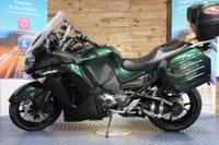 2012 KAWASAKI GTR1400 ZG 1400 CBF - Low miles £6295.00
