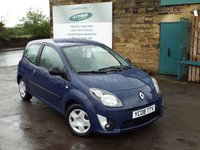 USED 2008 08 RENAULT TWINGO 1.1 EXTREME 3d 60 BHP Only 36,000 Miles!! Two Owners Service History