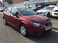 USED 2013 13 SEAT IBIZA 1.2 S A/C 5d 69 BHP OUR  PRICE INCLUDES A 6 MONTH AA WARRANTY DEALER CARE EXTENDED GUARANTEE, 1 YEARS MOT AND A OIL & FILTERS SERVICE. 6 MONTHS FREE BREAKDOWN COVER. CALL US NOW FOR MORE INFORMATION OR TO BOOK A TEST DRIVE ON 01315387070 !!
