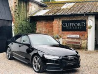 2015 AUDI A6 2.0 TDI ULTRA BLACK EDITION 4d 188 BHP £17995.00