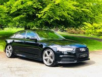2015 AUDI A6 2.0 TDI ULTRA BLACK EDITION 4d 188 BHP £16995.00