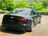 USED 2015 65 AUDI A6 2.0 TDI ULTRA BLACK EDITION 4d 188 BHP