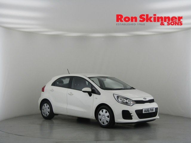 View our 2016 16 KIA RIO 1.2 1 AIR 5d 83 BHP