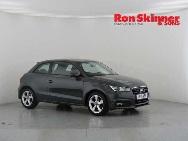 View our 2015 15 AUDI A1 1.0 TFSI SPORT 3d AUTO 93 BHP