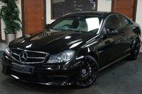 2014 MERCEDES-BENZ C CLASS 6.2 C63 AMG 2d AUTO 457 BHP £SOLD