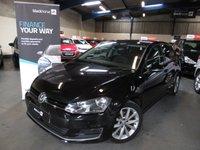 2013 VOLKSWAGEN GOLF 1.4 GT TSI ACT BLUEMOTION TECHNOLOGY 5d 138 BHP £8990.00