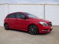 2014 MERCEDES-BENZ B CLASS 1.5 B180 CDI BLUEEFFICIENCY SPORT 5d 107 BHP £9999.00