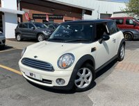 USED 2009 58 MINI HATCH COOPER 1.6 COOPER 3d 118 BHP
