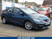 USED 2012 62 HONDA CIVIC 2.2 I-DTEC SE 5d 148 BHP AS ALWAYS ALL CARS FROM EDINBURGH CAR STORE COME WITH 1 YEARS FULL MOT ,1 FULL RAC INSPECTION SERVICE AND 6 MONTH RAC WARRANTY INCLUDING  12 MONTHS RAC BREAKDOWN RECOVERY FREE OF CHARGE!      PLEASE CALL IF YOU DONT SEE WHAT YOUR LOOKING FOR AND WE WILL CHECK OUR OTHER BRANCHES.  WE HAVE  OVER 100 CARS IN DEALER STOCK