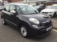 USED 2013 13 FIAT 500L 1.4 POP STAR 5d 95 BHP OUR  PRICE INCLUDES A 6 MONTH AA WARRANTY DEALER CARE EXTENDED GUARANTEE, 1 YEARS MOT AND A OIL & FILTERS SERVICE. 6 MONTHS FREE BREAKDOWN COVER. CALL US NOW FOR MORE INFORMATION OR TO BOOK A TEST DRIVE ON 01315387070 !!