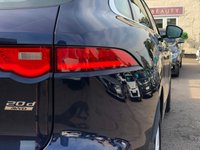 USED 2018 18 JAGUAR F-PACE 2.0 PORTFOLIO AWD 5d AUTO 178 BHP SAT NAV + PARKING SENSORS + WILLIAMS COATING