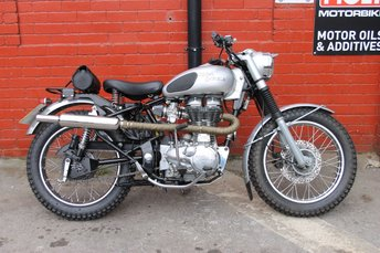View our ROYAL ENFIELD BULLET 500 EFI