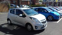 USED 2011 61 CHEVROLET SPARK 1.2 LS 5d 80 BHP ONLY 11653 MILES FROM NEW! CHEAP TO RUN , LOW CO2 EMISSIONS (119G/KM) , £30 ROAD TAX AND EXCELLENT FUEL ECONOMY! GOOD SPECIFICATION INCLUDING AIR CONDITIONING, AUXILIARY INPUT AND MEDIA! MEETS LARGE CITY EMISSION STANDARDS.