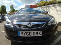 USED 2011 60 VAUXHALL ASTRA 1.6 ELITE 5d 113 BHP GUARANTEED TO BEAT ANY 'WE BUY ANY CAR' VALUATION ON YOUR PART EXCHANGE