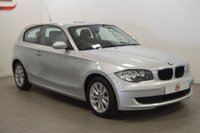 USED 2007 57 BMW 1 SERIES 2.0 118D ES 3d 141 BHP FULL MOT + WARRANTY + CLEAN CAR + PART EX TO CLEAR