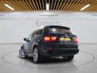 USED 2011 61 BMW X5 3.0 XDRIVE30D M SPORT 5d AUTO 241 BHP **FREE RAC 6 MONTHS WARRANTY INC** Sat Nav | Leather | 7 Seater