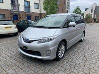 USED 2013 63 TOYOTA ESTIMA 2.4 VVTI Auto Hybrid 8 Seater Hybrid for ULEZ, 8 Seater, Warranty, MOT, Finance