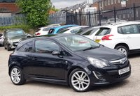 2012 VAUXHALL CORSA 1.4 SRI 3d 98 BHP £4975.00